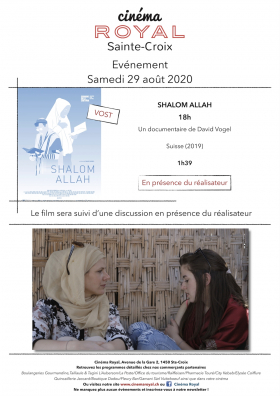 Shalom Allah (VOst) (en présence du réalisateur)