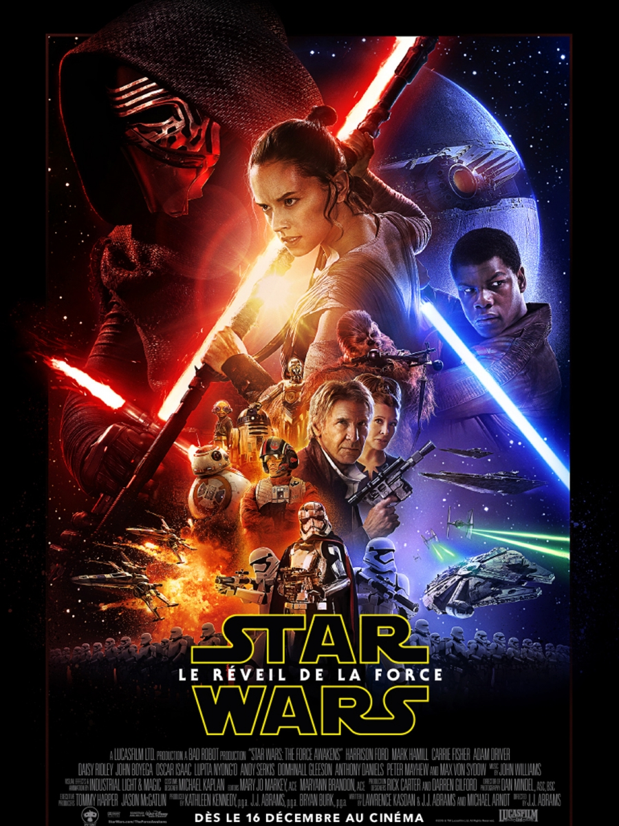Star Wars Episode VII – Le Réveil de la Force (3D)