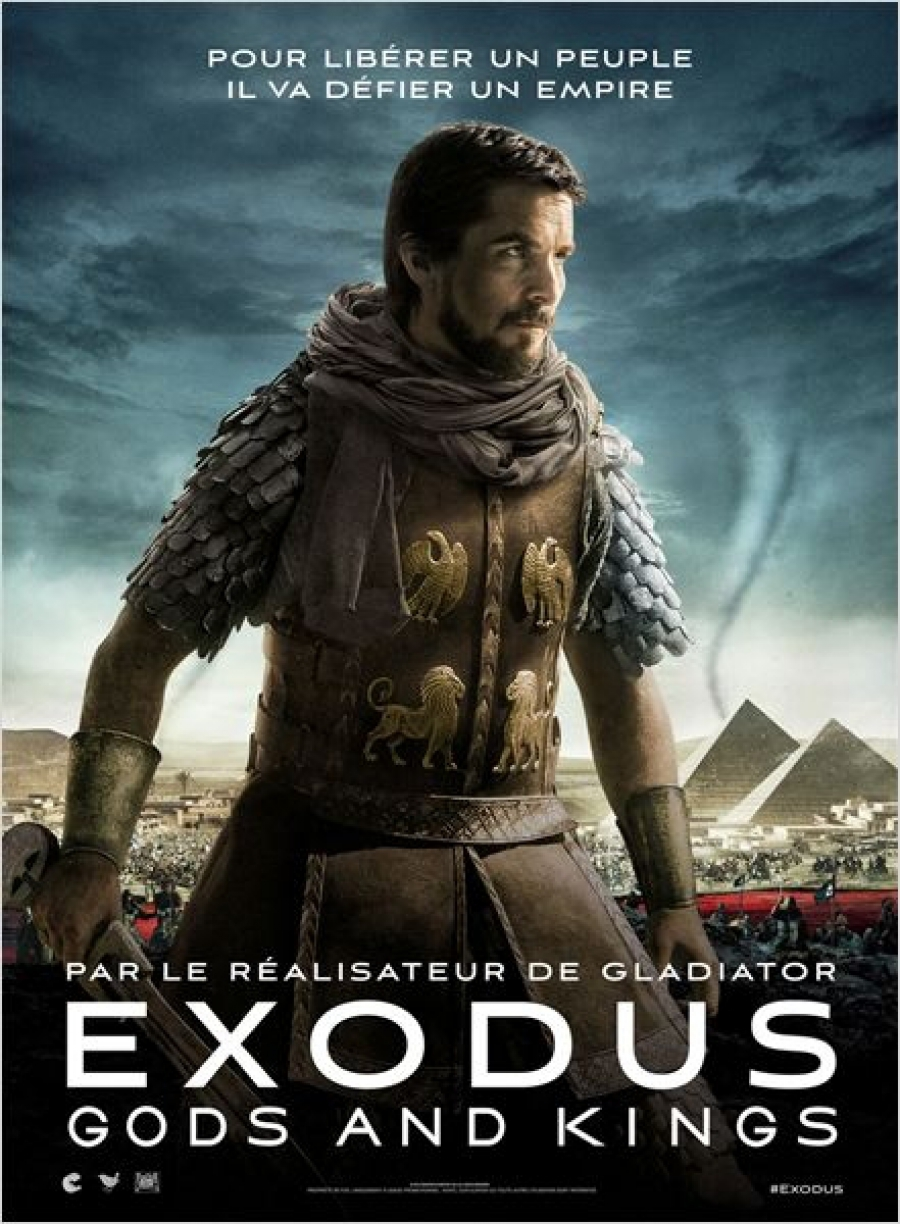 Exodus : Gods and Kings (3D)