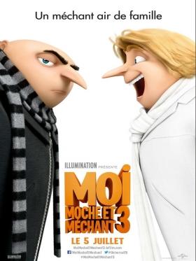 Moi Moche et méchant 3 (3D)