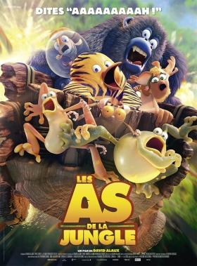 Les As de la Jungle (2D ou 3D)