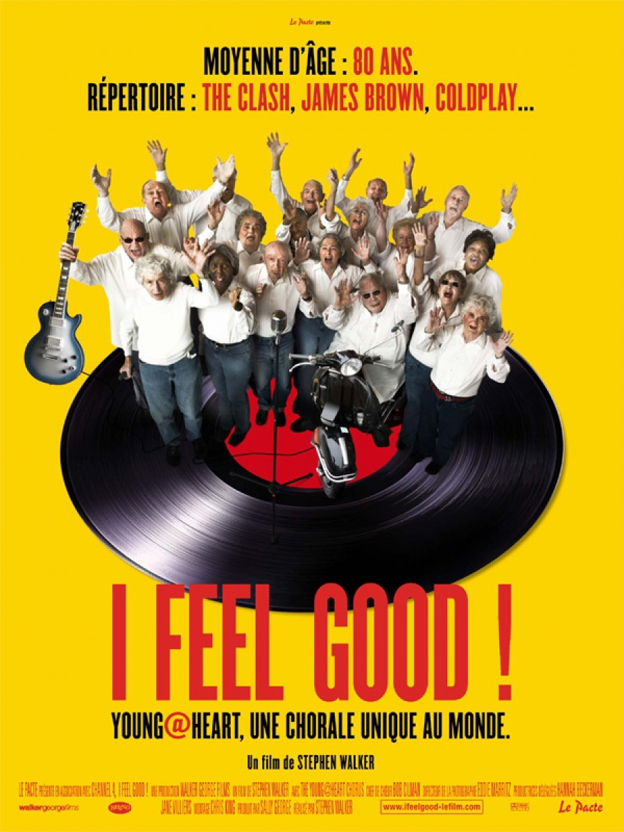 Young@heart : I Feel Good!