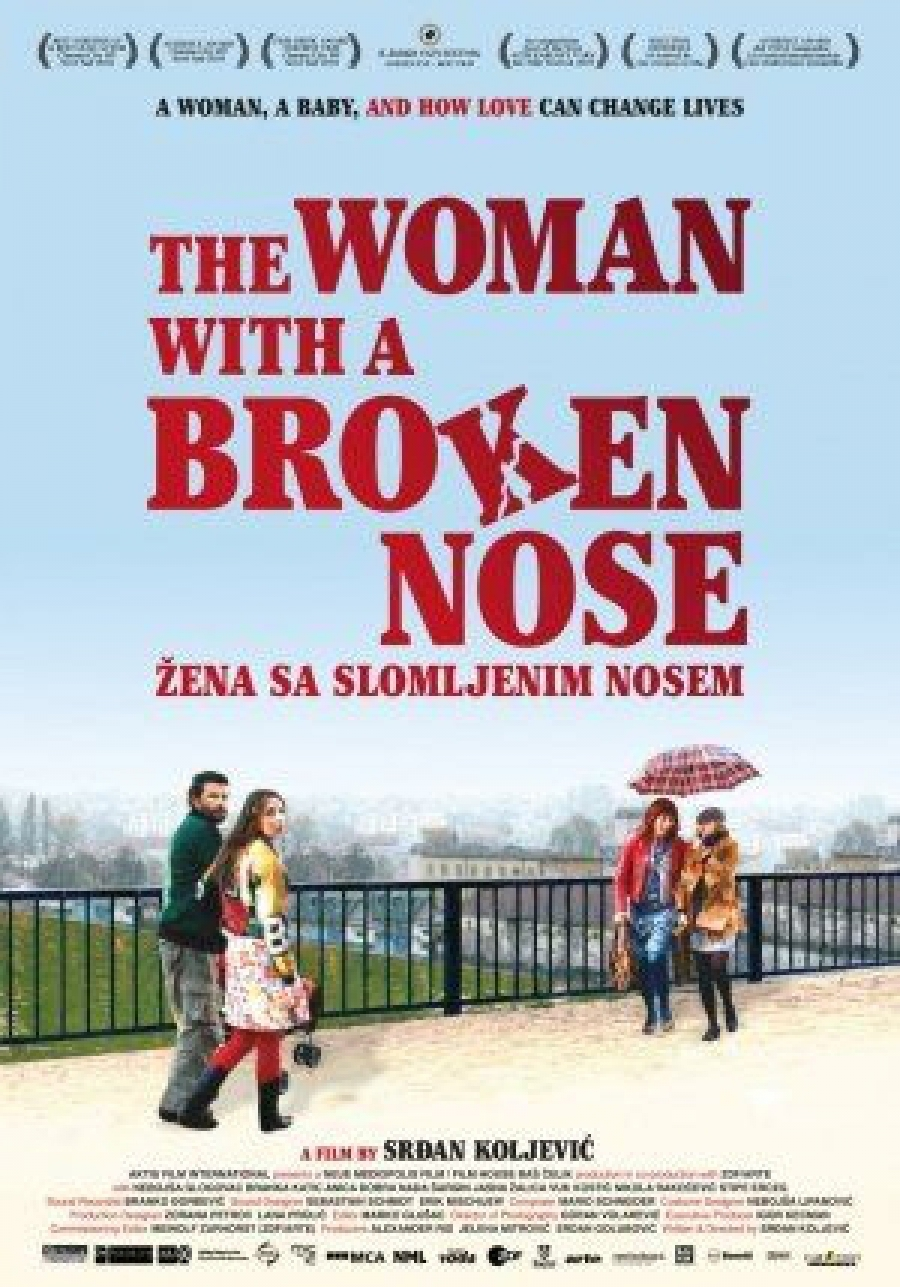 The Woman with a Brocken Nose