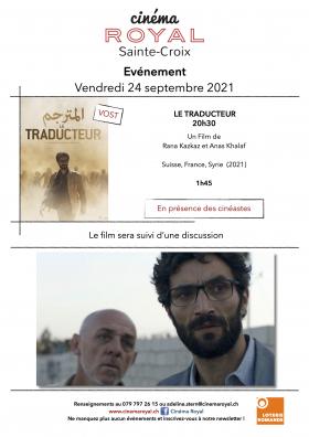 LE TRADUCTEUR (VOst) (en présence des réalisateurs)