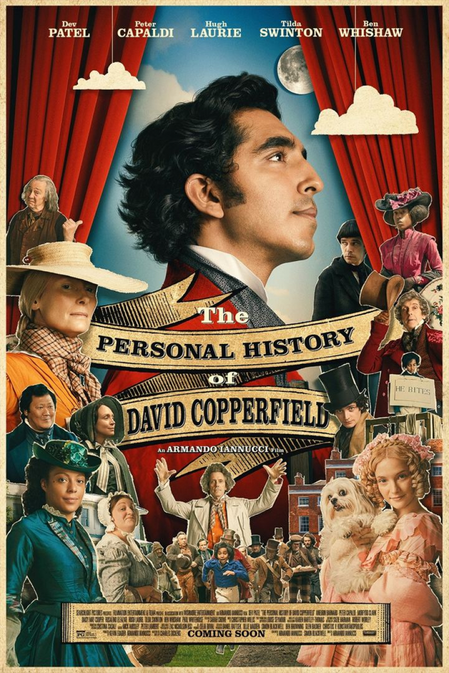 THE PERSONAL HISTORY OF DAVID COPPERFIELD (VOst)