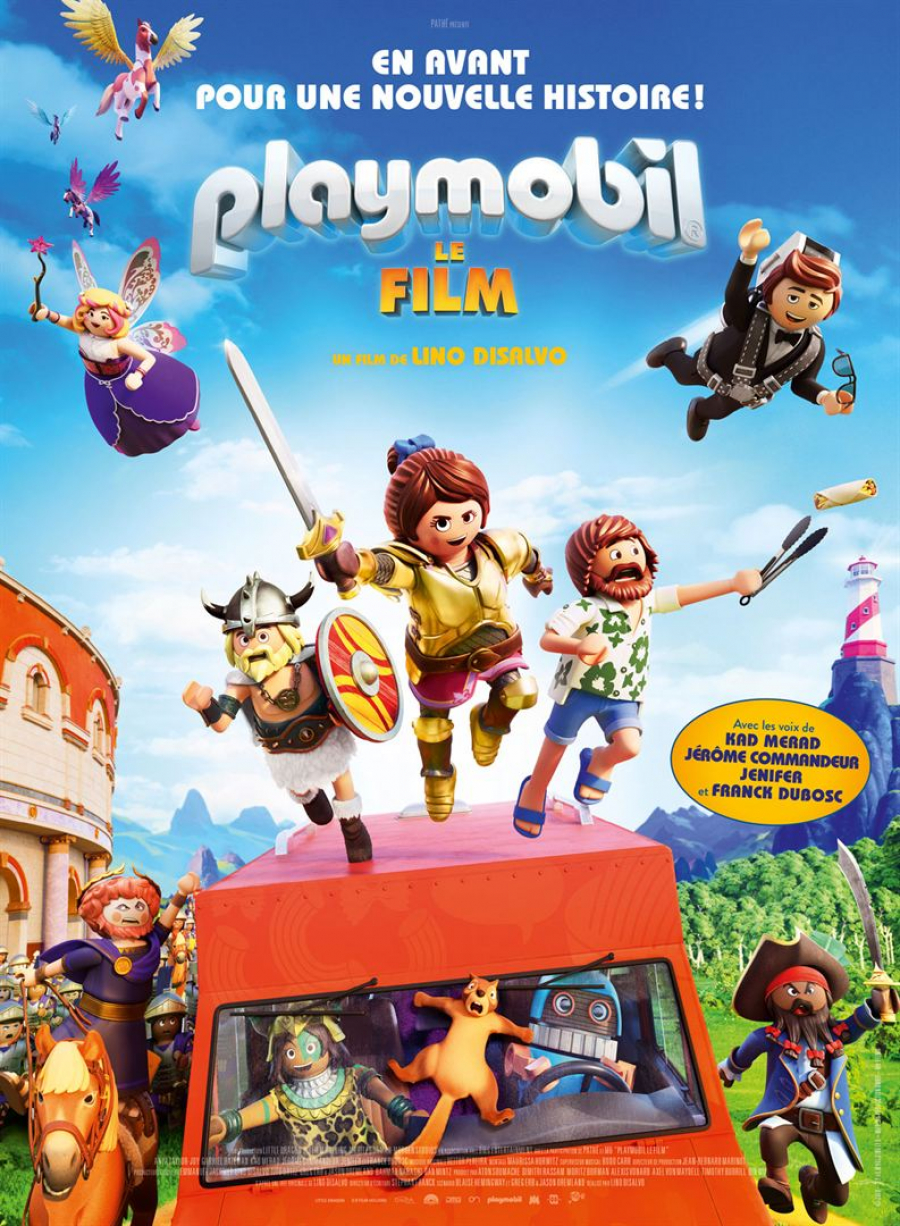 Playmobil – Le film