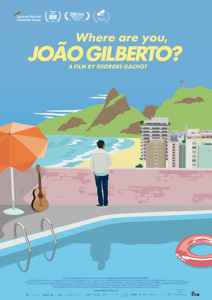 Where Are You, João Gilberto ?