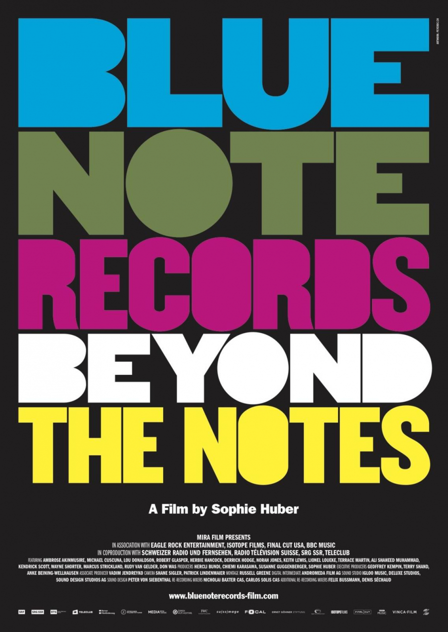 Blue note records : Beyond the notes (VOst)