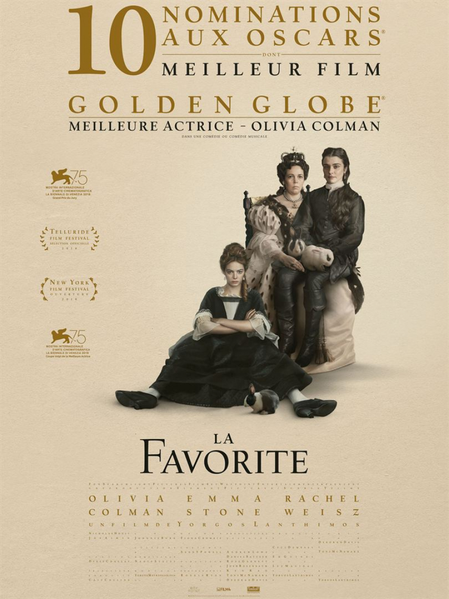 The Favourite (VOst)