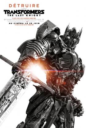 Transformers 5 : Le dernier Chevalier (3D)