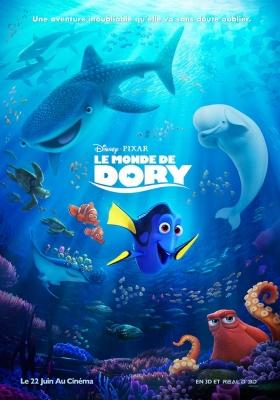 Le Monde de Dory (3D)