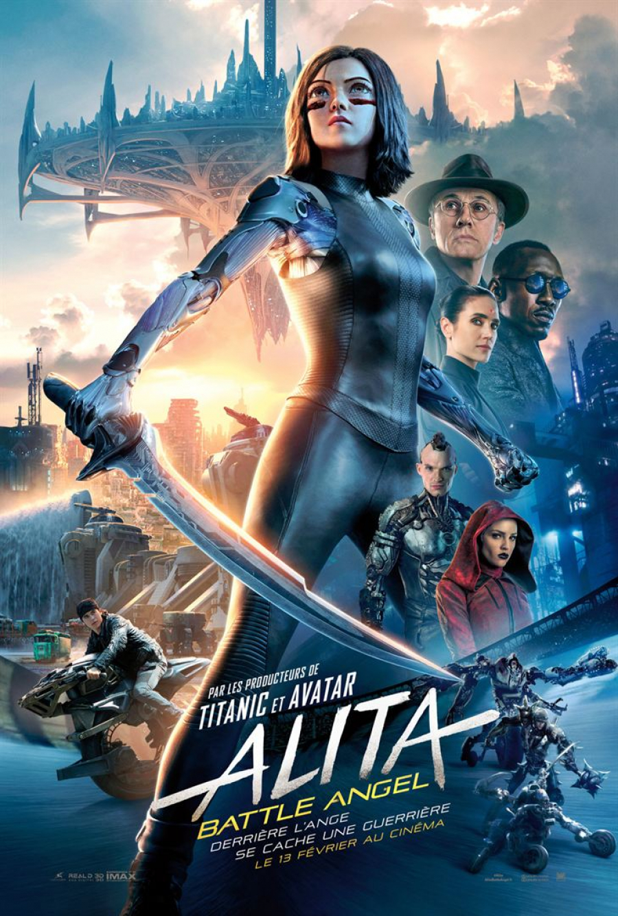 Alita : Battle Angel (3D)