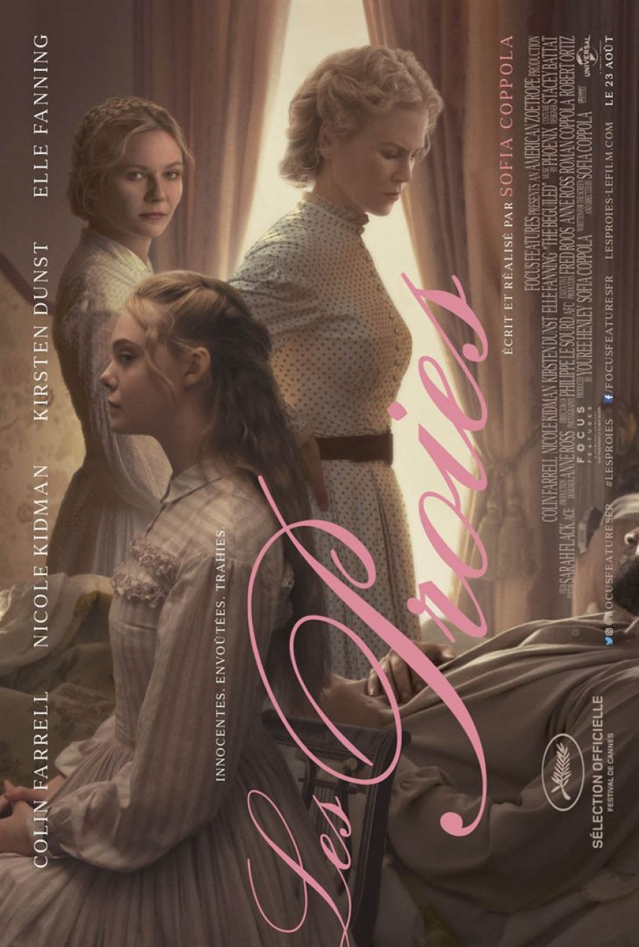 Les Proies – The Beguiled
