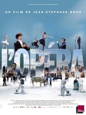 L'Opéra de Paris (en présence du réalisateur)