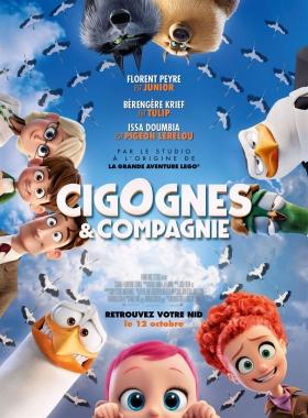 Cigognes et compagnie (3D)