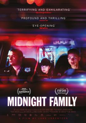 Sortie ONLINE de la semaine : 25 mars - Midnight family