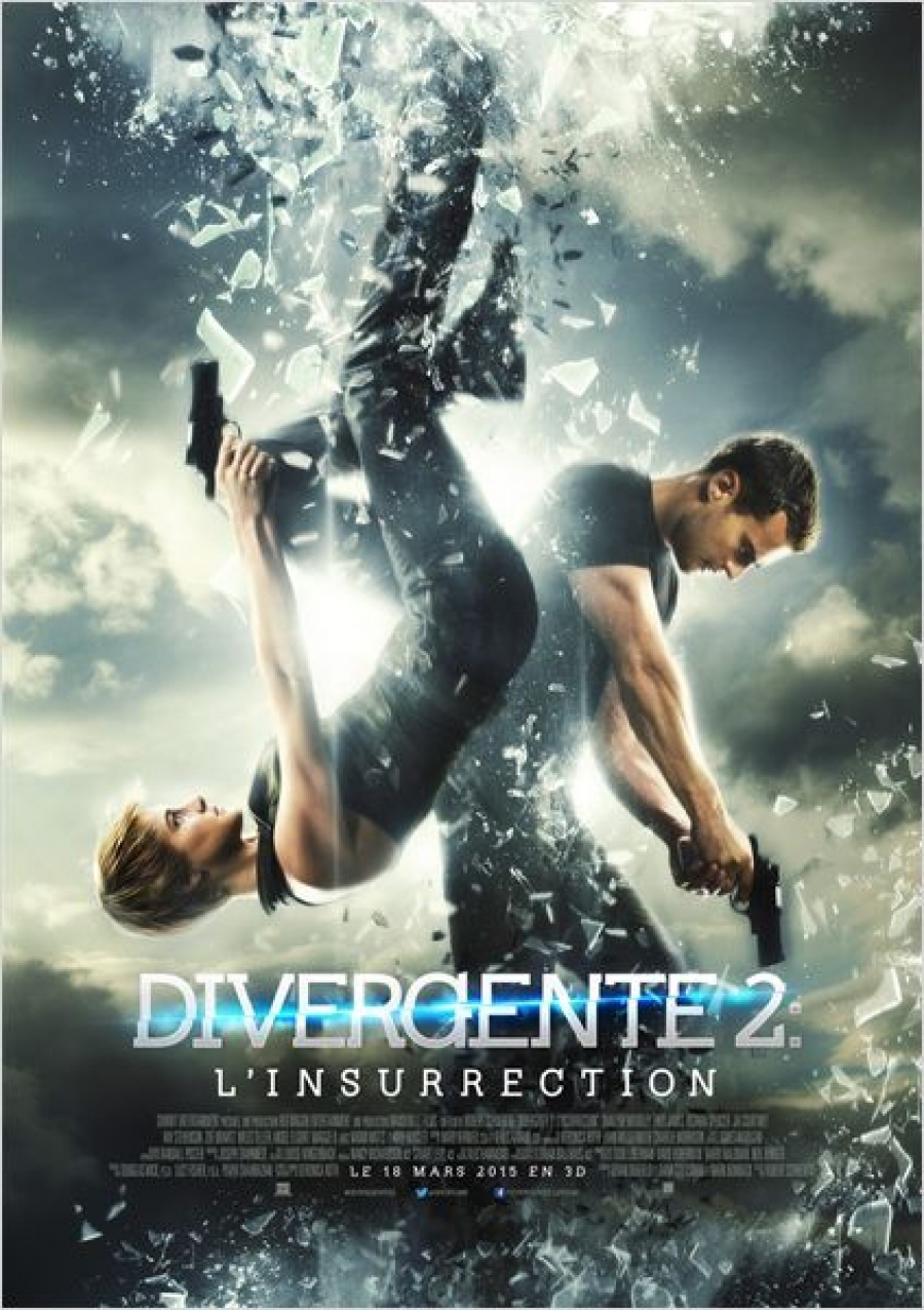 Divergente 2 : L'insurrection (3D)