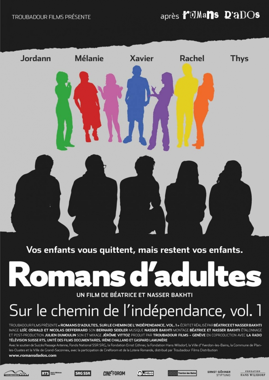 Romans d'adultes – Vol 1