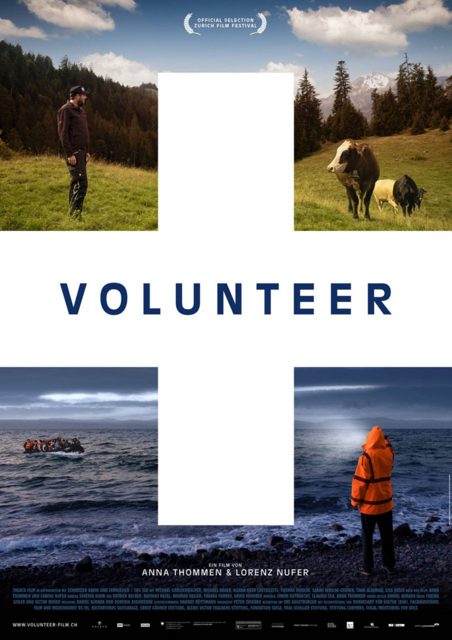 VOLUNTEER (VOst) (reprise)
