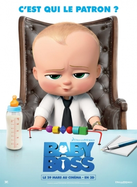 Baby Boss (2D ou 3D)