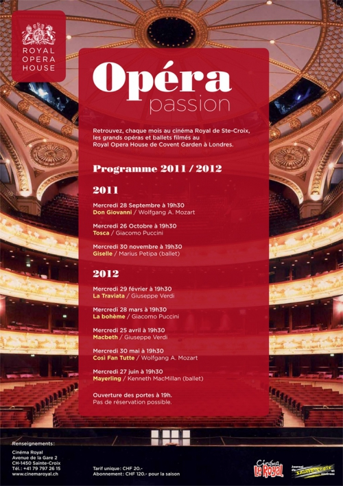 Opéra passion